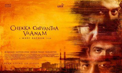 Chekka Chivantha Vaanam - Celebrities Reaction