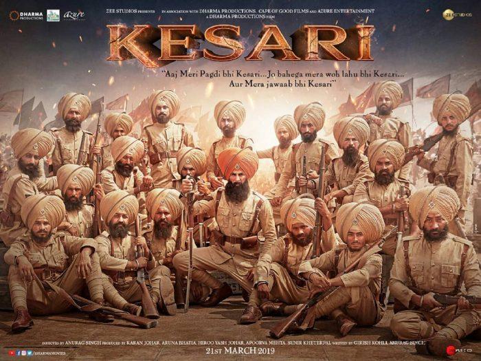 Kesari Hindi Movie