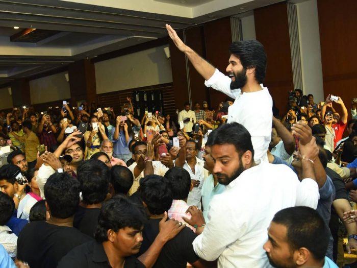 Nota Tamil Movie Press Meet