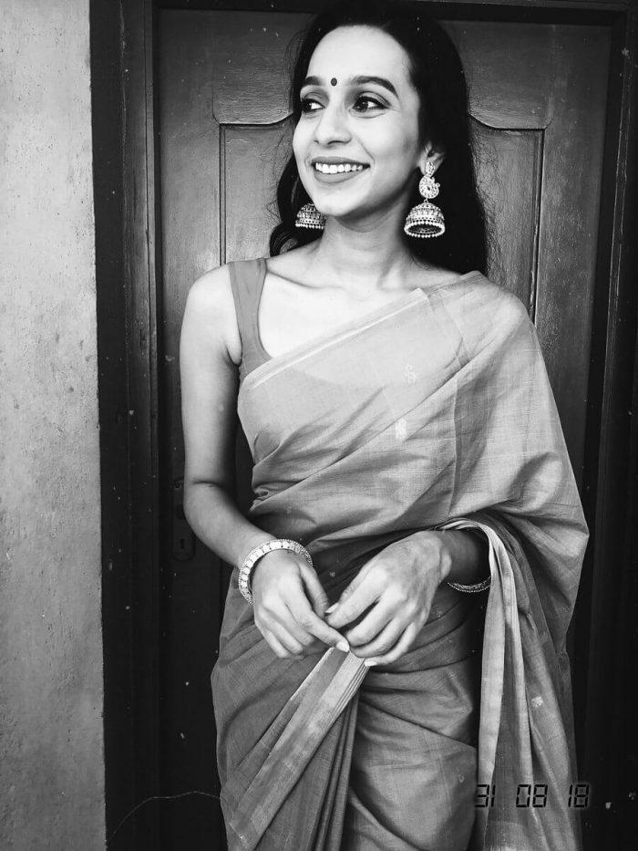 Sanchana Natarajan wiki