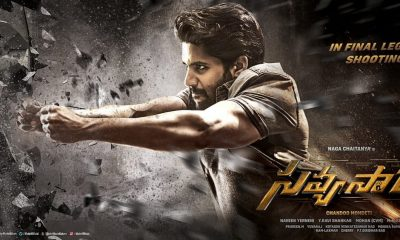 Savyasachi Telugu Movie