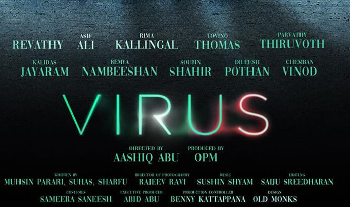 Image result for Virus malayalam film trailer
