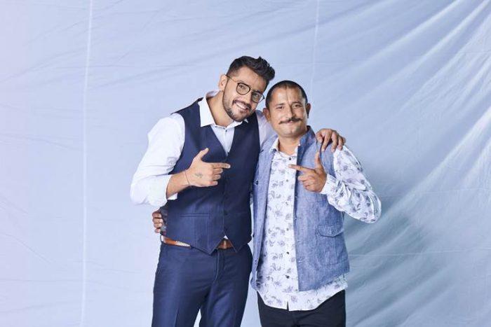 Romil Chaudhary & Nirmal Singh