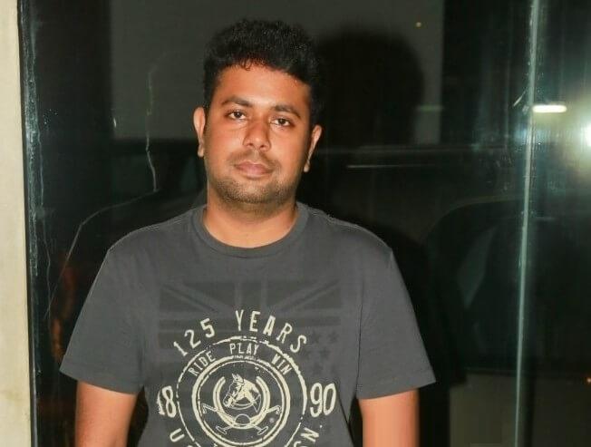 Ashwin Saravanan wiki