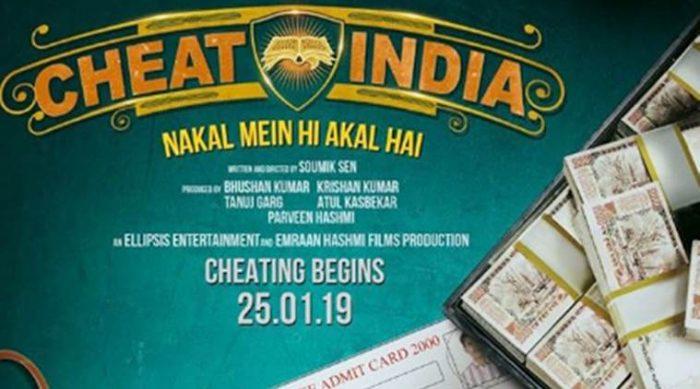 Cheat India Hindi Movie 2019