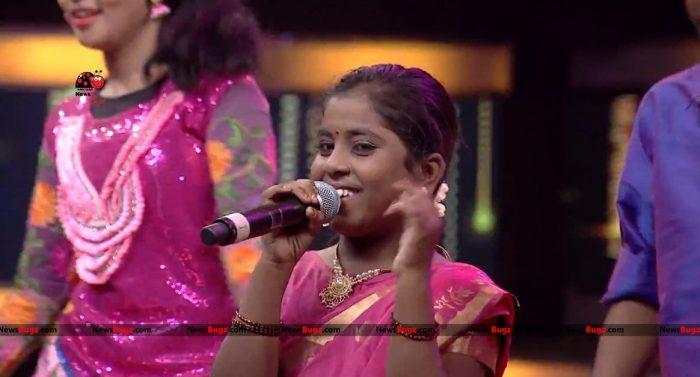 Dharshini Is A Singer Hails From Vedaranyam Nagapattinam District She Studying 7th In Ooratchi Ondriya Nadunilai Palli