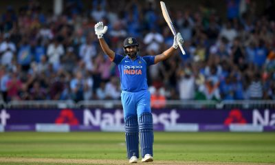 ICC ODI Rankings Rohit Sharma