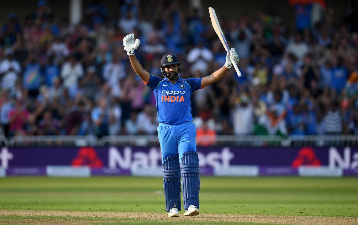 ICC ODI Rankings Rohit Sharma