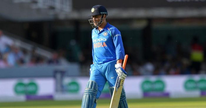 MS Dhoni Dropped From Indian Squad for T20I Series Against West Indies, Australia