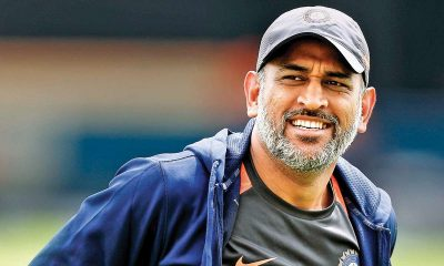 MS Dhoni Dropped From Indian Squad