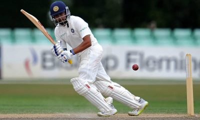 Prithvi Shaw Becomes Second Youngest Indian Test Centurion