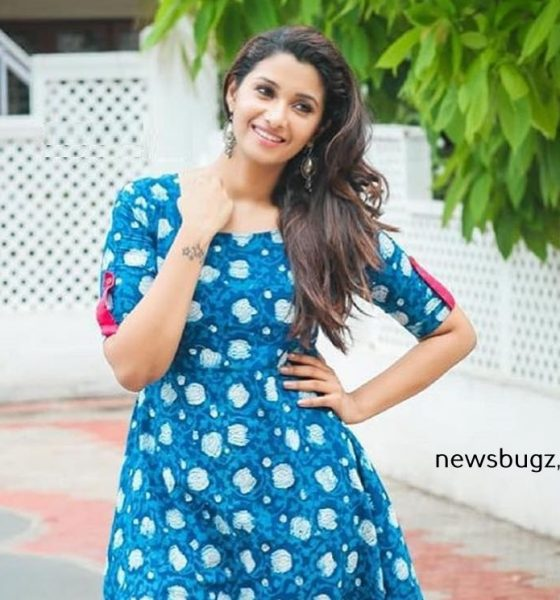 Actress Priya Bhavani Shankar Latest Photo Stills: All The Latest News And Live Updates On