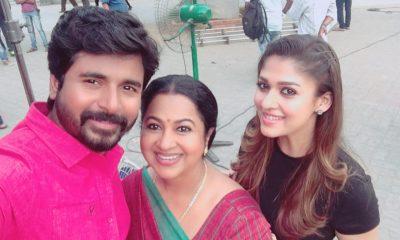Radhika Sarathkumar Joins SK 13