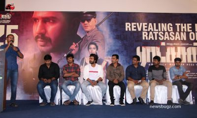 Ratsasan Press Meet Images
