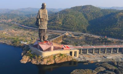 Sardar Vallabhbhai Patel's Statue of Unity