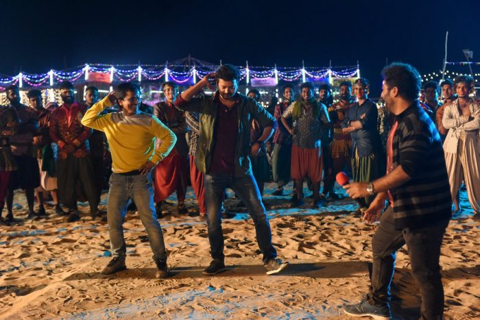 Sarkar Movie Exclusive Pictures