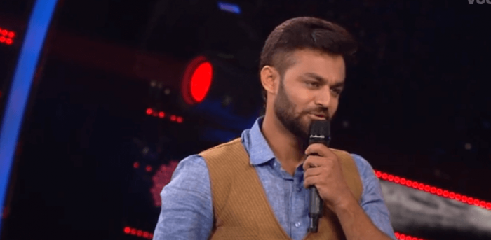 Shashi kumar is winner of Bigg Boss Kannada Season 6