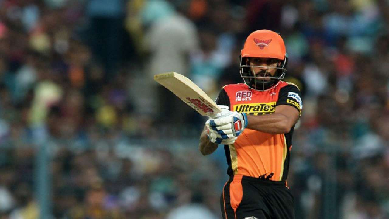 Shikhar Dhawan Likely to Join Mumbai Indians