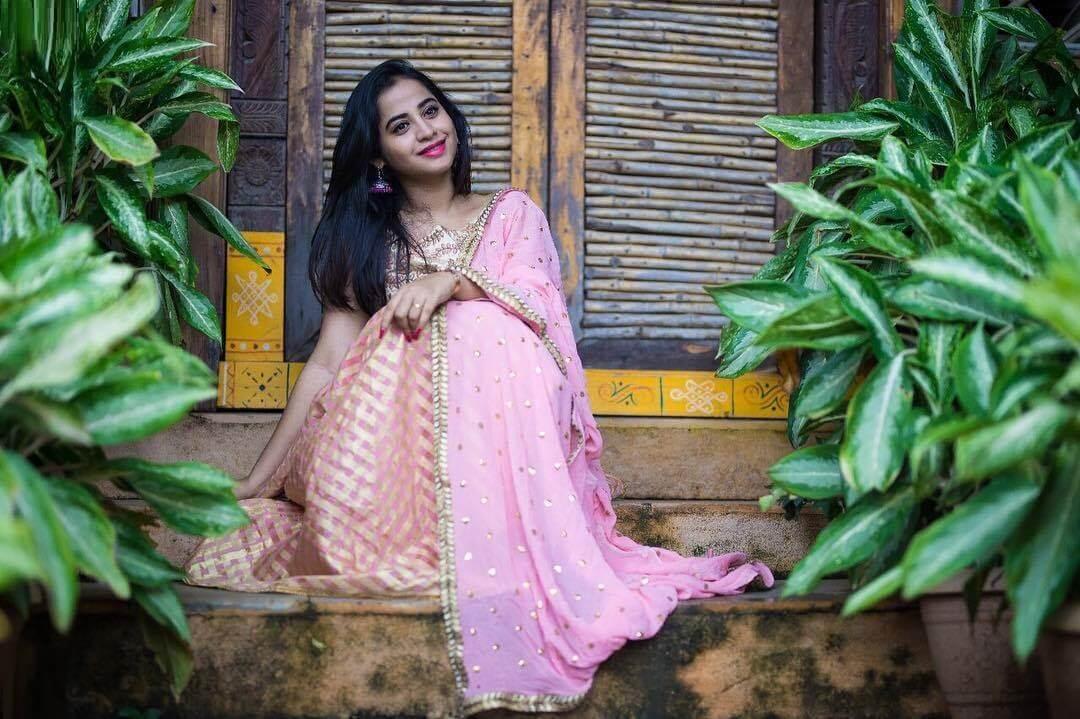 Swathi Deekshith Images