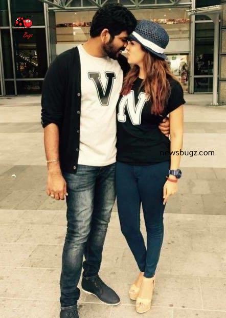 Vignesh Shivan and Nayanthara