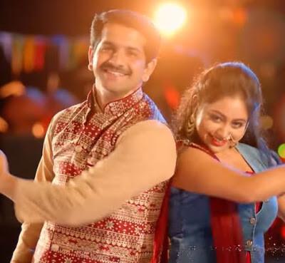 Lokesh Baskaran And Meghna Vincent