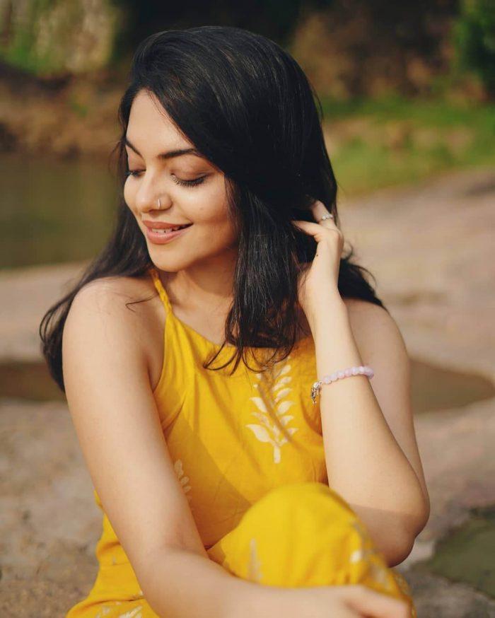 Ahaana Krishna Wiki