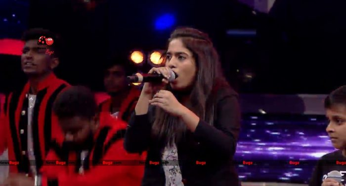 Super singer Aishwarya