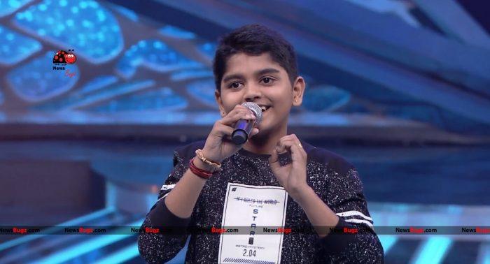 Super Singer Anand Bairavsharma