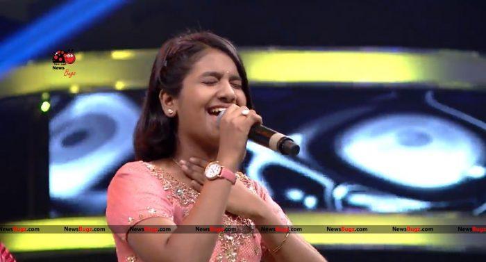 Super Singer Anushya