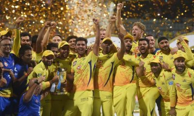Chennai Super Kings Released Three Players