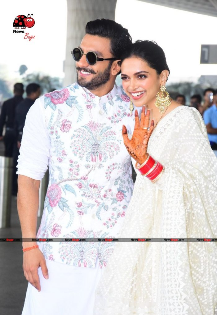 Ranveer Singh and Deepika Padukone Images