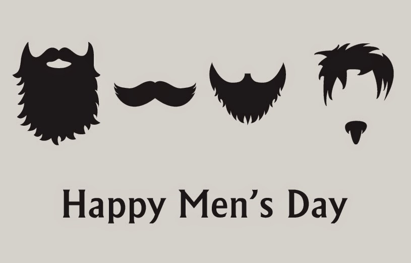 Happy International Men's Day 2018