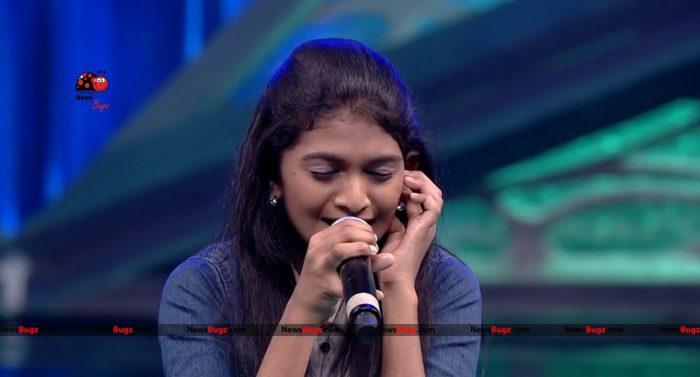 Super Singer Harsha