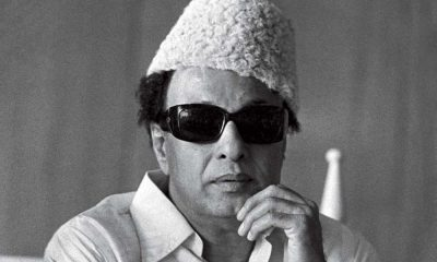 M. G. Ramachandran in 3D Film