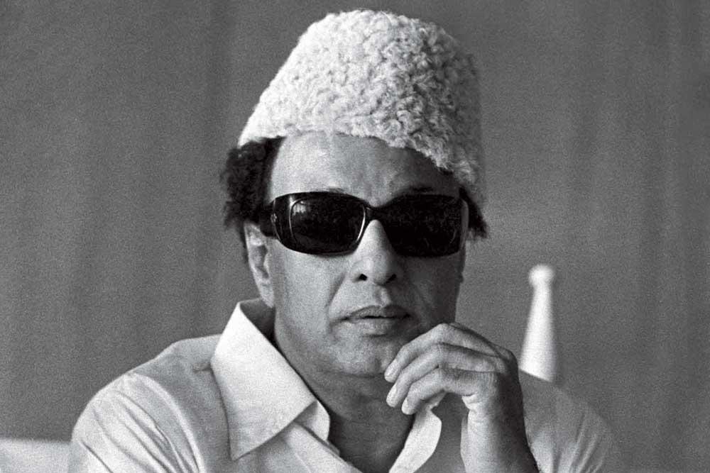 M. G. Ramachandran in 3D Film