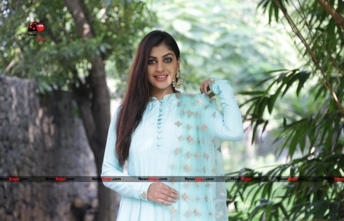 Mahat and Yashika Aannand MoviePooja Ceremony Pictures