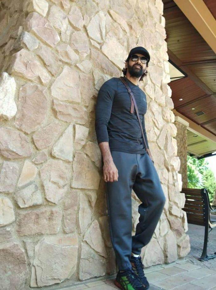 Naveen Chandra