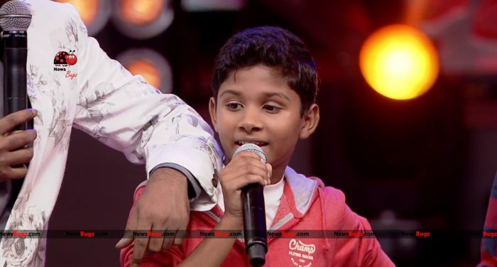 Super singer Nikhil