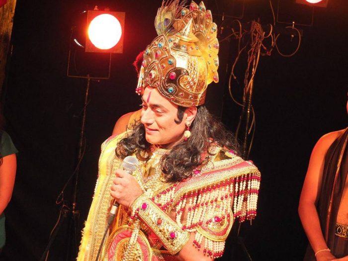 Nitish Bharadwaj Wiki