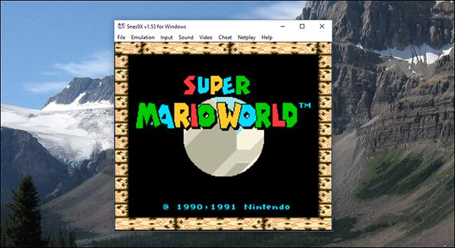 Old-School Games on Windows PC