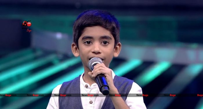Rithik Super Singer Season 6