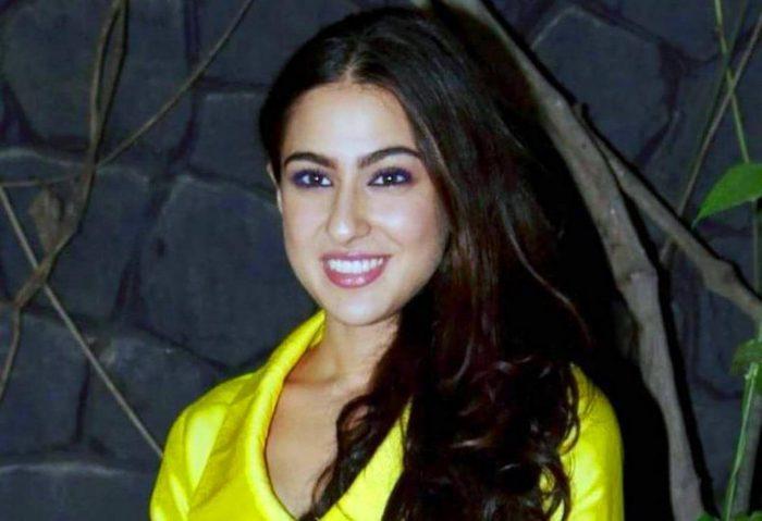 Sara Ali khan Wiki