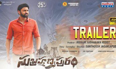Subrahmanyapuram Trailer