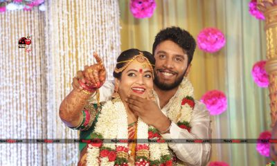 Suja Varunee and Shiva Kumar Wedding Photos
