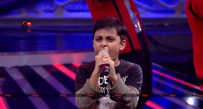 Super singer Suriya Anand