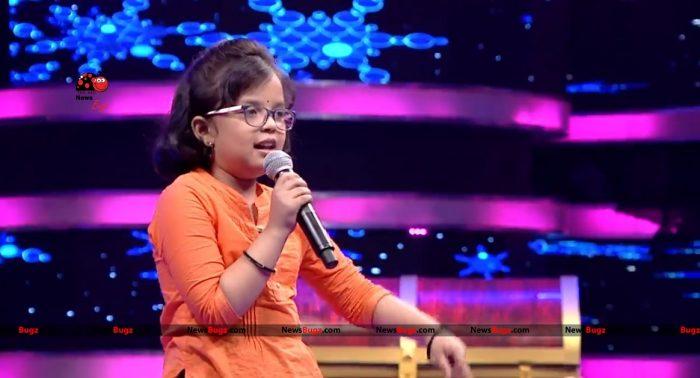 Super singer Teju