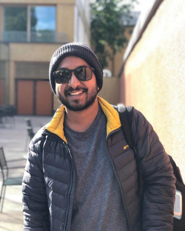 Vineeth Sreenivasan wiki