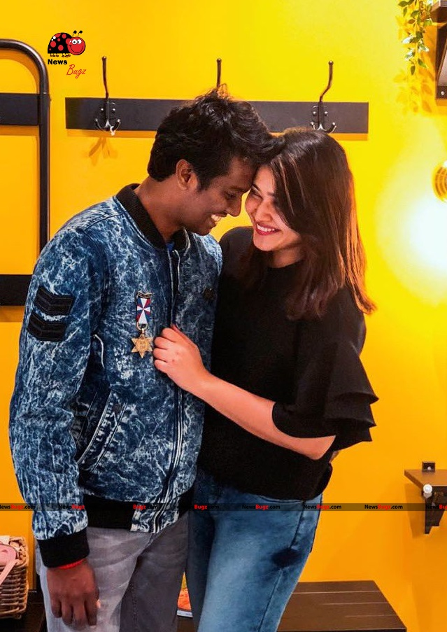 Atlee Priya Cute Stills