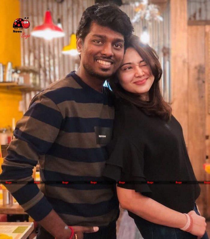 Atlee Priya Images