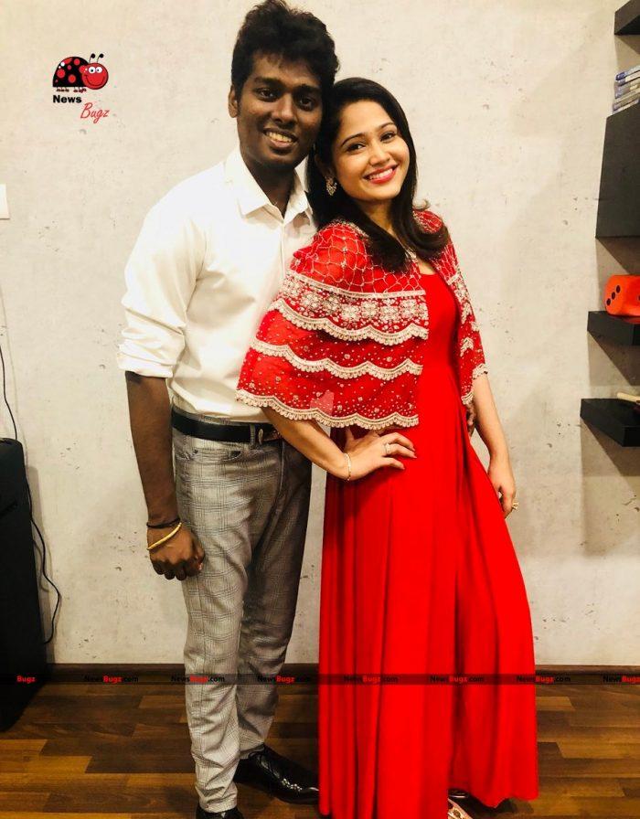 Atlee Priya Latest Photos